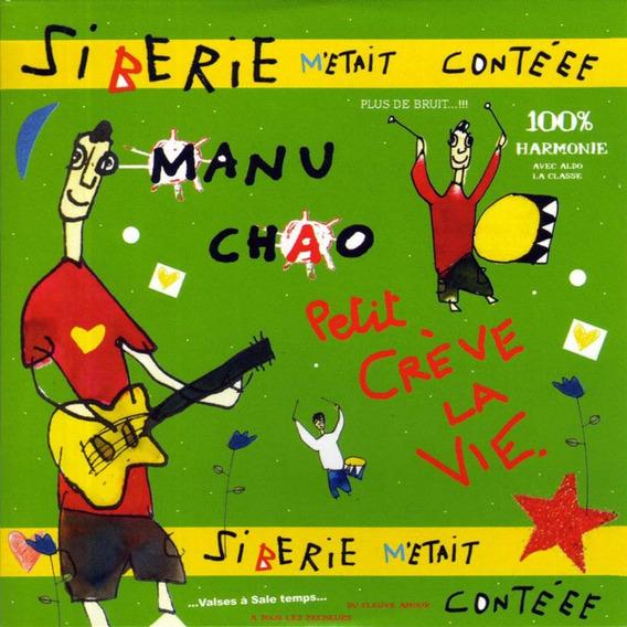 Manu Chao Siberie M