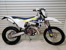 Moto Husqvarna Te 300 2017 63hs