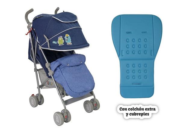 Paraguita Cochecito Bebe Infantil Reforzado Envio Gratis