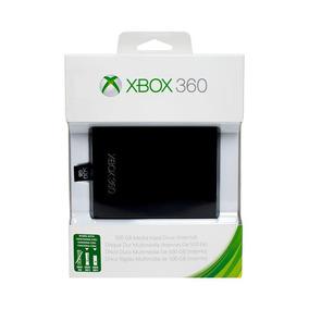 Hd 500gb Xbox 360 Slim Original Microsoft Com Nota Fiscal