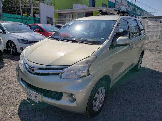 Toyota Avanza 2013 Aut.
