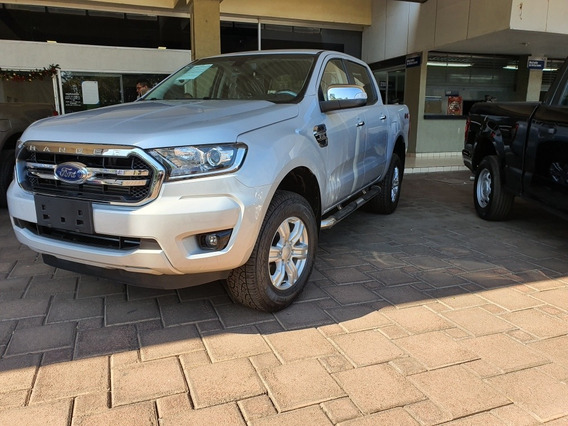 Ford Ranger Xlt 3.2l 4x4 Automatica Diesel 2020 Doble Cabina