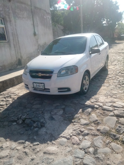 Chevrolet Aveo 1.6 M 5vel Mp3 R-14 Mt 2009