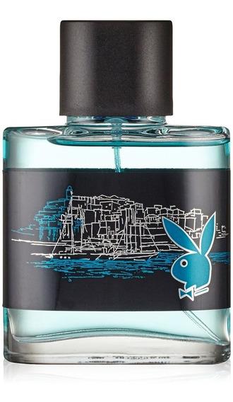 Perfume Playboy Ibiza Masculino 100ml - Sem Caixa - Original