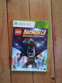 Lego Batman 3 Xbox 360 Usado