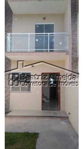 Imagem 1 de 15 de Duplex Na 36 Com Vista Para O Mar, 2 Qts (1 Suite), Churrasqueira, Garagem