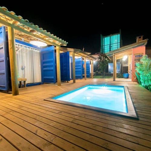 Pousada Para Venda Em Imbituba, Praia Do Rosa, 6 Dormitórios, 6 Banheiros - 943_2-1127533