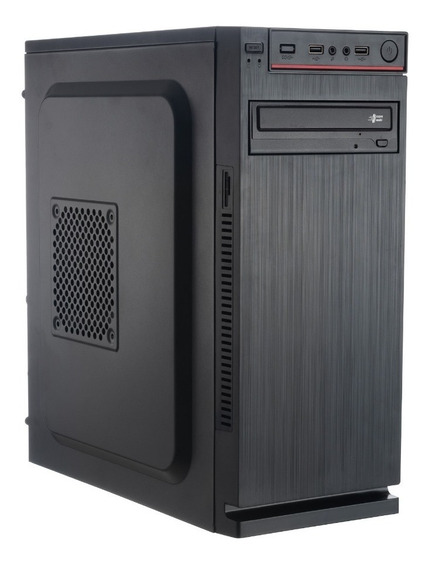 Pc Cpu Core I5 4gb Hd 500gb Windows 10 Office