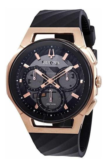 Relógio Bulova Curv 98a185