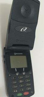 Qualcomm Q-phone Cdma - Reliquia - Colecionavel