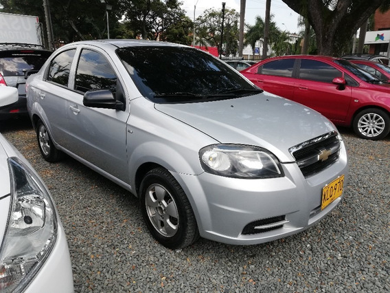 Chevrolet Aveo Emotion Mt Ca