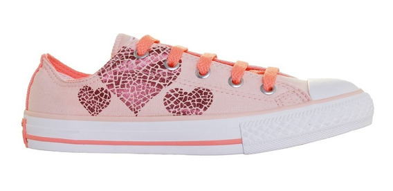 Zapatillas Converse Moda Chuck Taylor All Star Ox Niña Rs