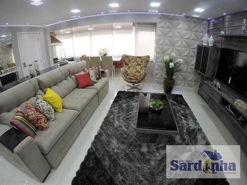 Imagem 1 de 15 de Apartamento Em Centro  -  Santo André - 2713