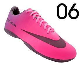 Chuteira Nike Mercurial Futsal - Grade Fechada Com 12 Pares