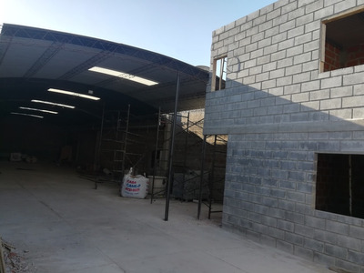 Alquilo Galpón Zona Industrial Náutica En Tigre, Rincón De M