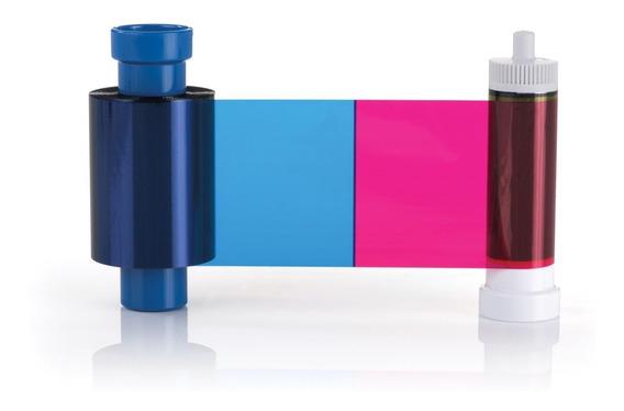 Ribbon Magicard Color Ma300ymcko P/ Pronto/enduro/rio *