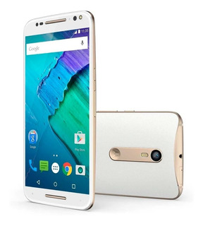 Celular Motorola Moto X Style 32gb 20mp Dual Xt1572 Vitrine