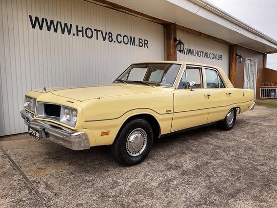 Hotv8 Vende Dodge Lebaron 1981/81 V8 Mecânico Ar E Dh