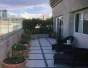 Imagen 1 de 22 de Venta Departamento Planta Terraza, Club De Golf Bosques $42'