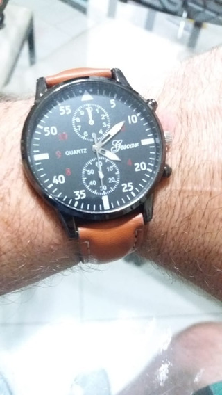 Relógio Quartz Novo