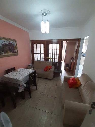 Apartamento Com 1 Dorm, Centro, São Vicente - R$ 185 Mil, Cod: 2952 - V2952
