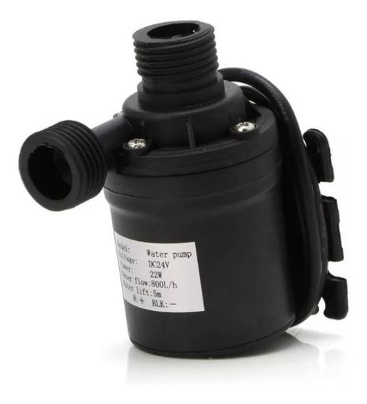 Bomba De Agua Sumergible 12v 5 Metros De Altura Y 800 Litros