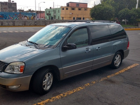 Ford Freestar Limited At