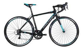Bicicleta De Ruta Aluminio Colner Atenea Ruta 8 Velocidades