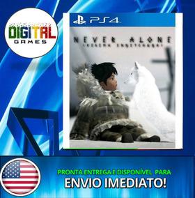 Never Alone Ps4 Preço Baixo Jogo Ps4