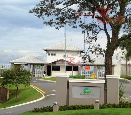 Terreno À Venda, 455 M² Por R$ 318.000,00 - Condominio Itatiba Country - Itatiba/sp - Te0883