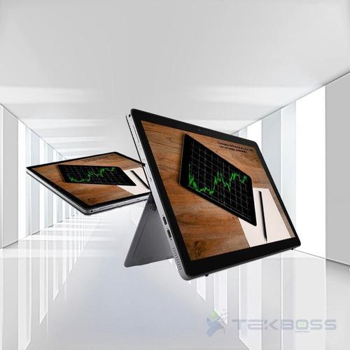 Laptop Dell+corei5+8gb+ Ssd + 12 + Touch +win10pro+ Huella
