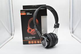 Fone Headphone Bluetooth De Ouvido Sem Fio Micro Sd Usb B-05