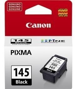 Cartucho Preto Pg-145 - 8 Ml - Impressora - Canon