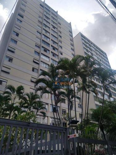 Apartamento Com 2 Dormitórios À Venda, 83 M² Por R$ 750.000,00 - Jardim Paulista - São Paulo/sp - Ap51128