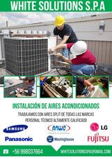 Instalación De Equipos De Aires Acondicionados