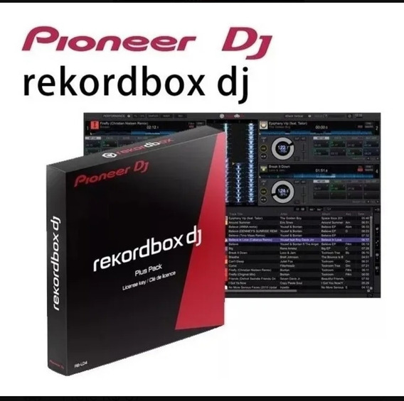 Rekordbox Dj Ver. 5.8.1, Video, Dvs, Efeitos Full Pionner