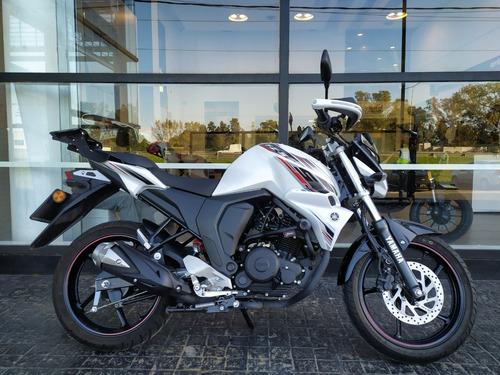 Yamaha Fz S - Listo Para Transferir - 5632 Kms