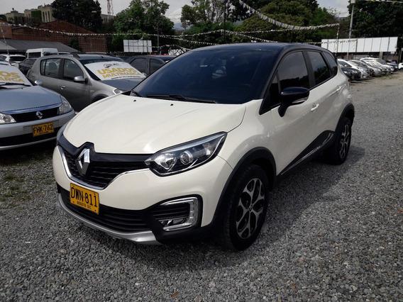 Renault Captur Intens Automatica Blanco Marfil 2.0cc Dwn811