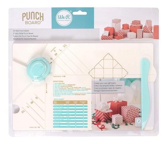 Creador De Cajas - Gift Box Punch Board