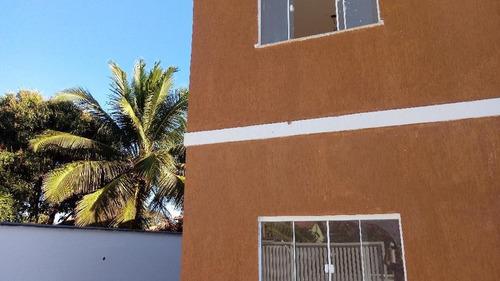 Apartamento Em Parque Nanci, Maricá/rj De 85m² 2 Quartos À Venda Por R$ 189.000,00 - Ap619240