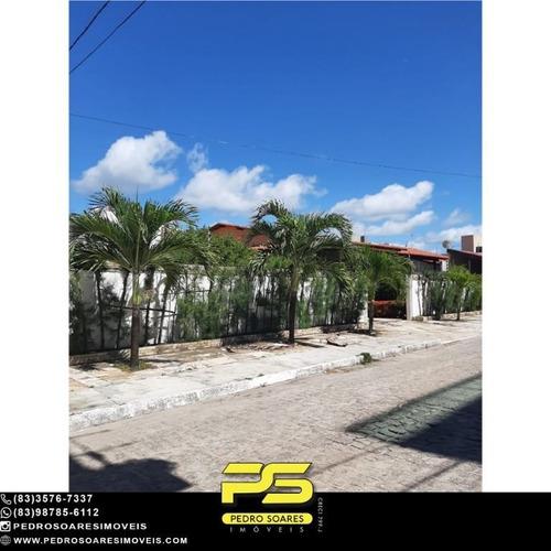 Imagem 1 de 6 de Casa De Alto Padrão, Com 4 Dormitórios À Venda, 900 M² Por R$ 1.350.000 - Intermares - Cabedelo/paraíba - Ca1095