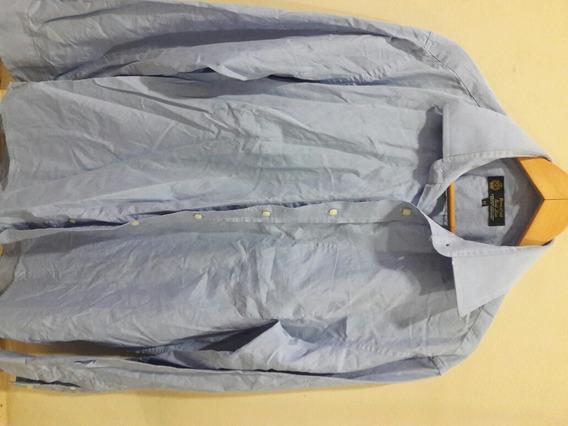 Camisa Ml Brooksfield G