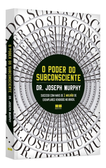 Livro O Poder Do Subconsciente - Dr. Joseph Murphy #