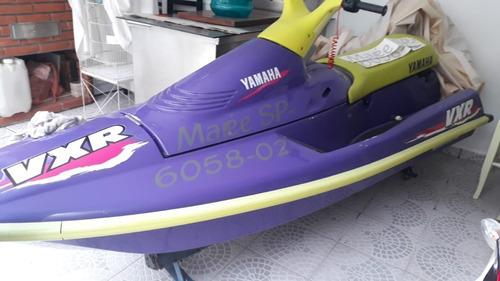Imagem 1 de 15 de Jet Ski Yamaha Vxr 650 Zero