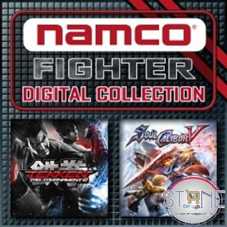 Combo Tekken Tag Tournament 2 + Soulcalibur V Ps3