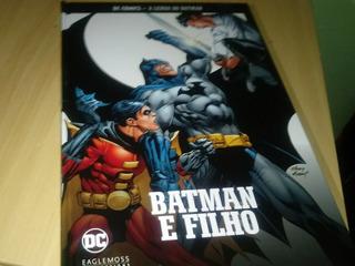 Hq Gibi A Lenda Do Batman Volume 1