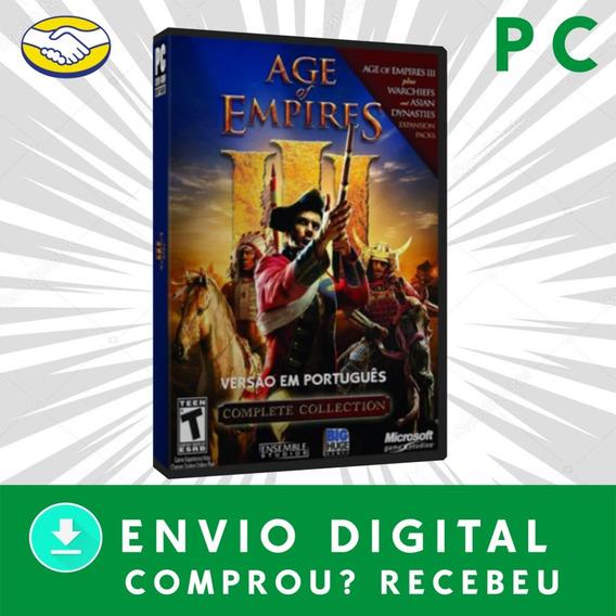Age Of Empires 3 Pc Digital Offline