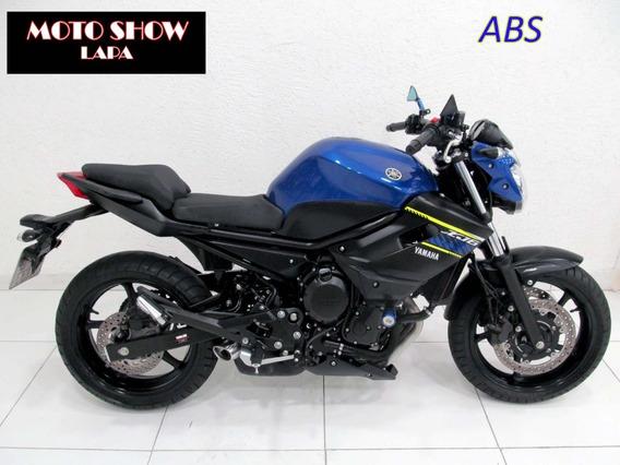 Yamaha Xj6 N 2019 Abs Azul