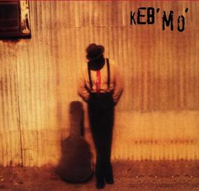 Cd Keb Mo First Frete Grátis Importado Original