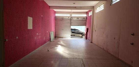 Salão Para Alugar, 80 M² Por R$ 2.000,00/mês - Jardim Conceição - Diadema/sp - Sl0002